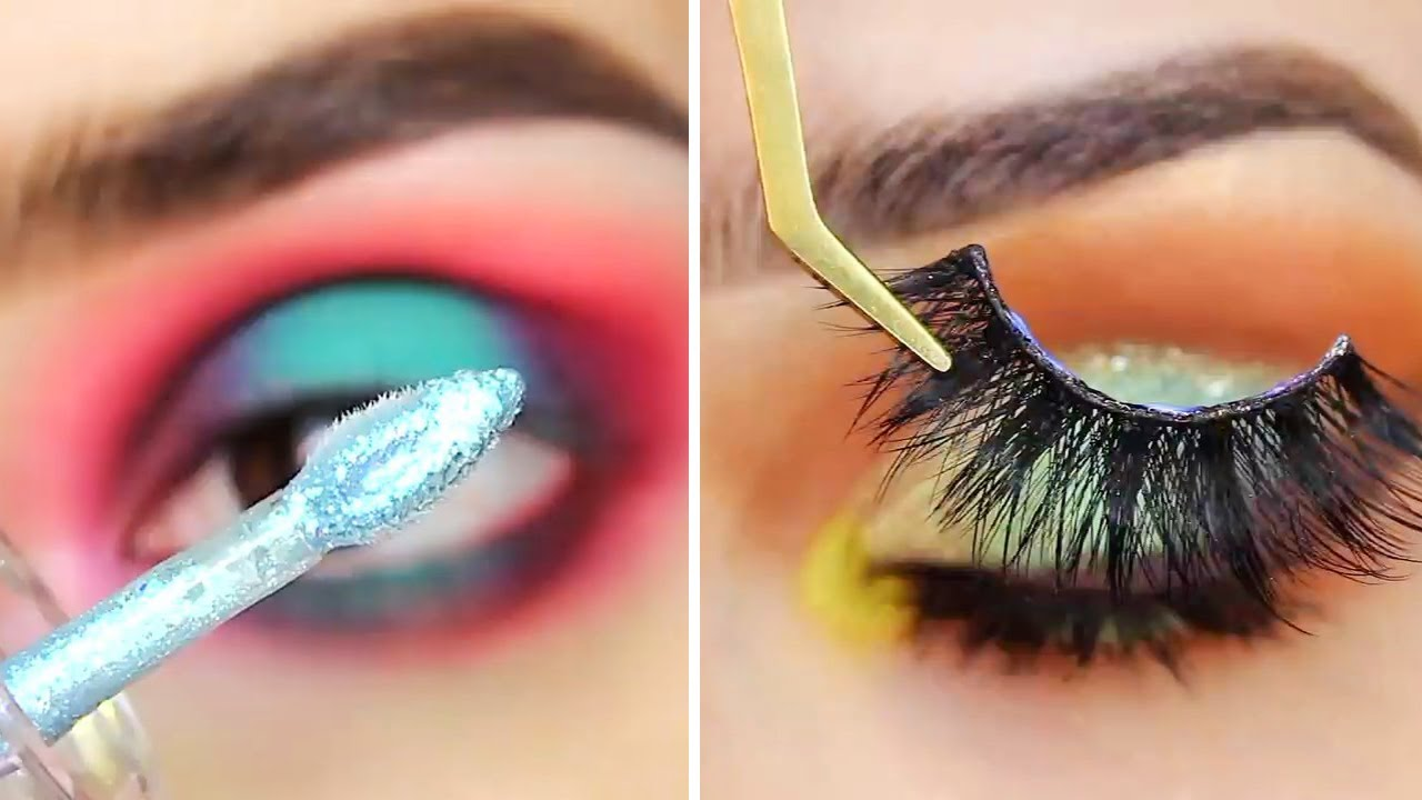 13 Fabulous Eye Makeup Tutorials And Tricks You Need To Try | Compilation Plus