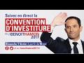 Convention d'investiture de Benoit Hamon - 5 février 2017