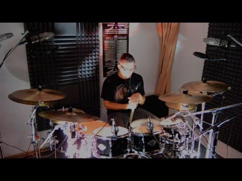 Two Steps From Hell - Rebirth (Drum/Cover - Mika Ronos)