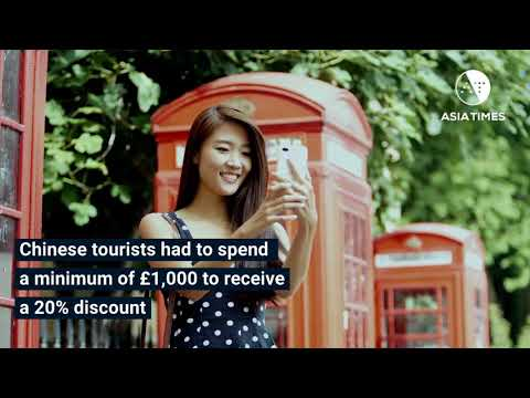 Chinese tourism 'rip-off row' tarnishes 'Golden Era' partnership