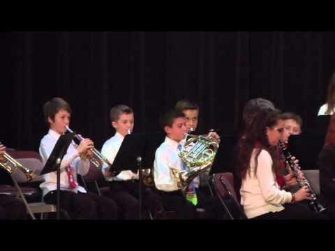 East Pikeland Elementary School Band - 2015 Winter Concert
