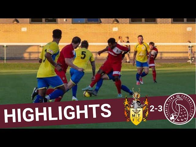 Extended Highlights: Melksham Town 2-3 Taunton Town