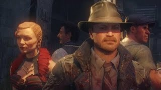 Black Ops 3 Zombies Trailer: Call of Duty Black Ops 3 Zombies Mode Shadows of Evil
