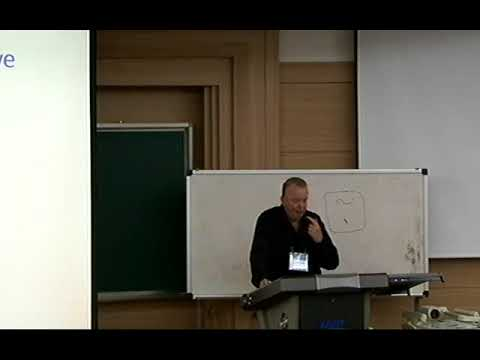 Graeme Wake (Massey University) / Industrial Mathematics: On the crest of a wave