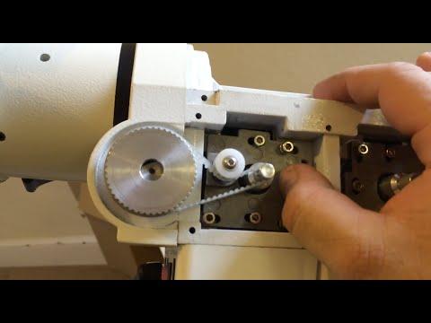 Astrosite.co.uk - HEQ5 Belt Modification using the Rowan Astronomy Kit
