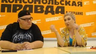 Сергей Сивохо и Анна Свиридова - 1