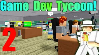 [ROBLOX: Game Development Tycoon] - Lets Play Ep 2 - Les serveurs sont OP!
