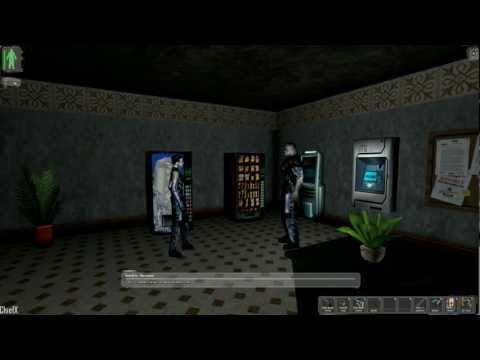 Deus Ex Vending Machina - The Gunther Conspiracy