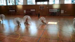 Funniest Sport Ever - Bubble Soccer - Algund  Bubble Sports
