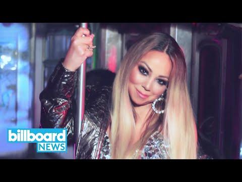 Mariah Carey Takes Glam Subway Ride in New 'A No No' Music Video | Billboard News Mp3