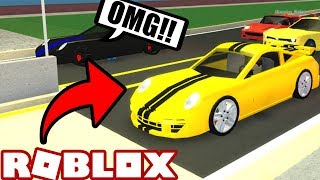 Racing my *NEW* Porshe 911 in ROBLOX! (Roblox Ultimate Driving: Westover Islands) #3