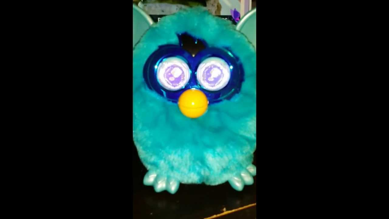 Furby Boom In Hyper Personality - YouTube