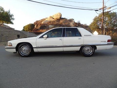 1992 Buick Roadmaster Limited Sedan 350 LT1 1 Owner Clean Low Mile For Sale $3150