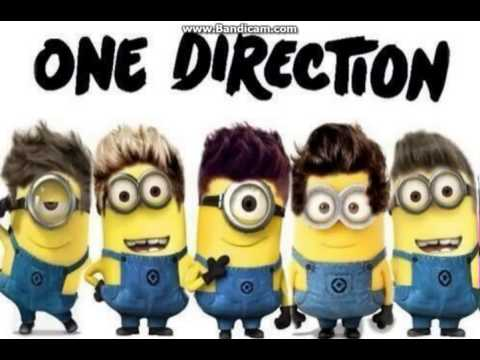 One Direction Best Song Ever Minions