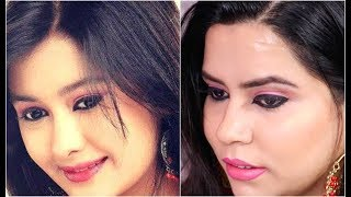 Kanchi Singh (Gayu) Ye Rishta kya Kehlata Hai Inspired Makeup Look || Drugstore Products