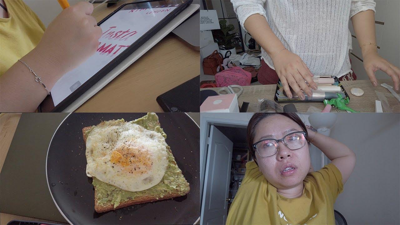 六月最後一個vlog| 日常運動/30天減脂計畫/市場買菜好便宜| Fun With Oprah