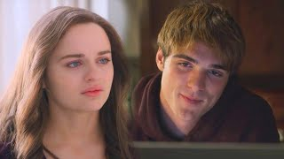 Joey King REACTS to Working With Ex Jacob Elordi on Kissing Booth 2