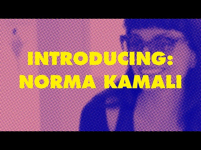 Alive in the Archive: Norma Kamali