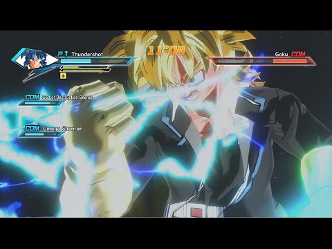 Dragon Ball Xenoverse: How to Unlock Any/Every Move For Your Created Character