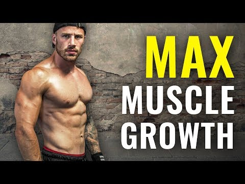 My FULL Plan For MAX Muscle Growth (Diet + Workouts)