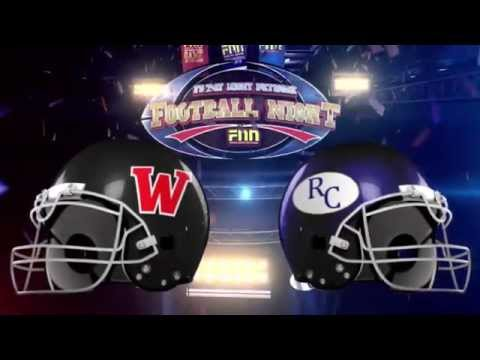 Westbrook Christian at Randolph County High School Football