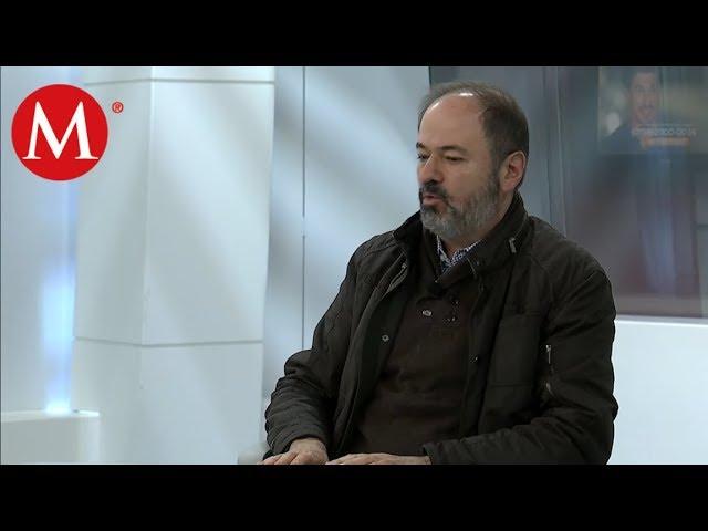 "Entrevista a Juna Villoro, Autor de ""El vértigo horizontal"" | En 15"