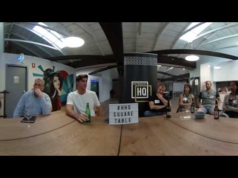 HHQ Square Table: scaling an AI-powered language-learning startup in Beijing  (3/3)