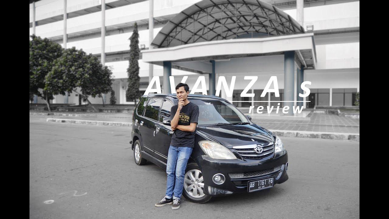 Kelebihan Avanza Type S Top Model Tahun Ini