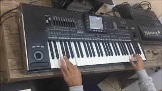 Korg Pa3x Kurdish Sound New Styles