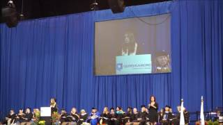 Cherise Connolly QCC 2016 Graduation Speech