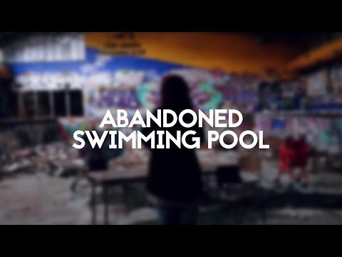 Abandoned Swimming Pool - Melbourne Urban Exploration
