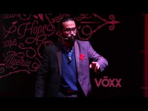 Terrorism of terms | Mohyiddine BENNACEUR | TEDxHECAlger