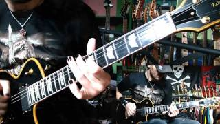 Twilight of the Thunder God guitar cover - Amon Amarth (Full HD)