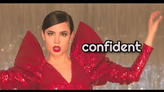 Confident - April Feel The Beat