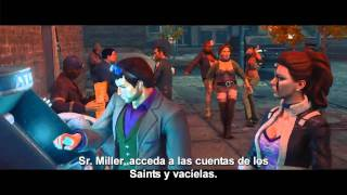 Saints Row: The Third - Deckers Trailer (Subtitulado) - PC / PS3 / Xbox 360