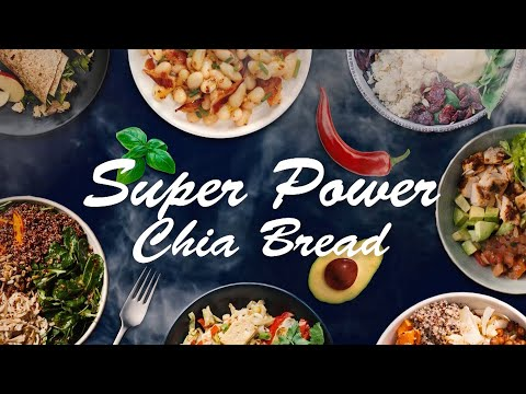 Gluten Free Canada Cooking Video - EP04 - Chia Bread