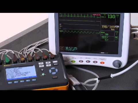 Watch the 5-Min patient monitor PM