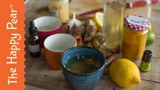Healthy Flu Remedies  - The Happy Pear