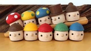 埼玉県川口市で木製玩具の製造を行っている木製おもちゃメーカー「おも...