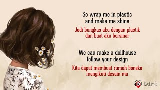 Wrap Me In Plastic - CHROMANCE (Lyrics video dan terjemahan)