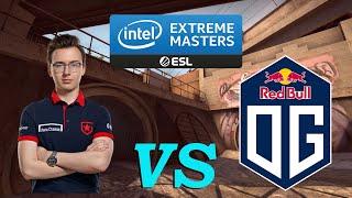 CS:GO POV Ax1le (Gambit) vs OG - overpass / 23-11 / IEM Summer 2021