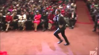 Chris Tucker Stand up Comedy Routine At West Angeles COGIC