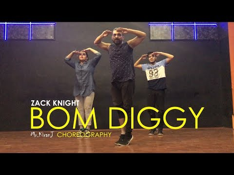 Bom Diggy | Zack Knight Ft. Jasmin Walia | Kiran J | DancePeople Studios