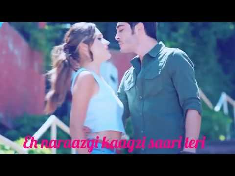 Yeah narajgi kagji sari Teri/song clip