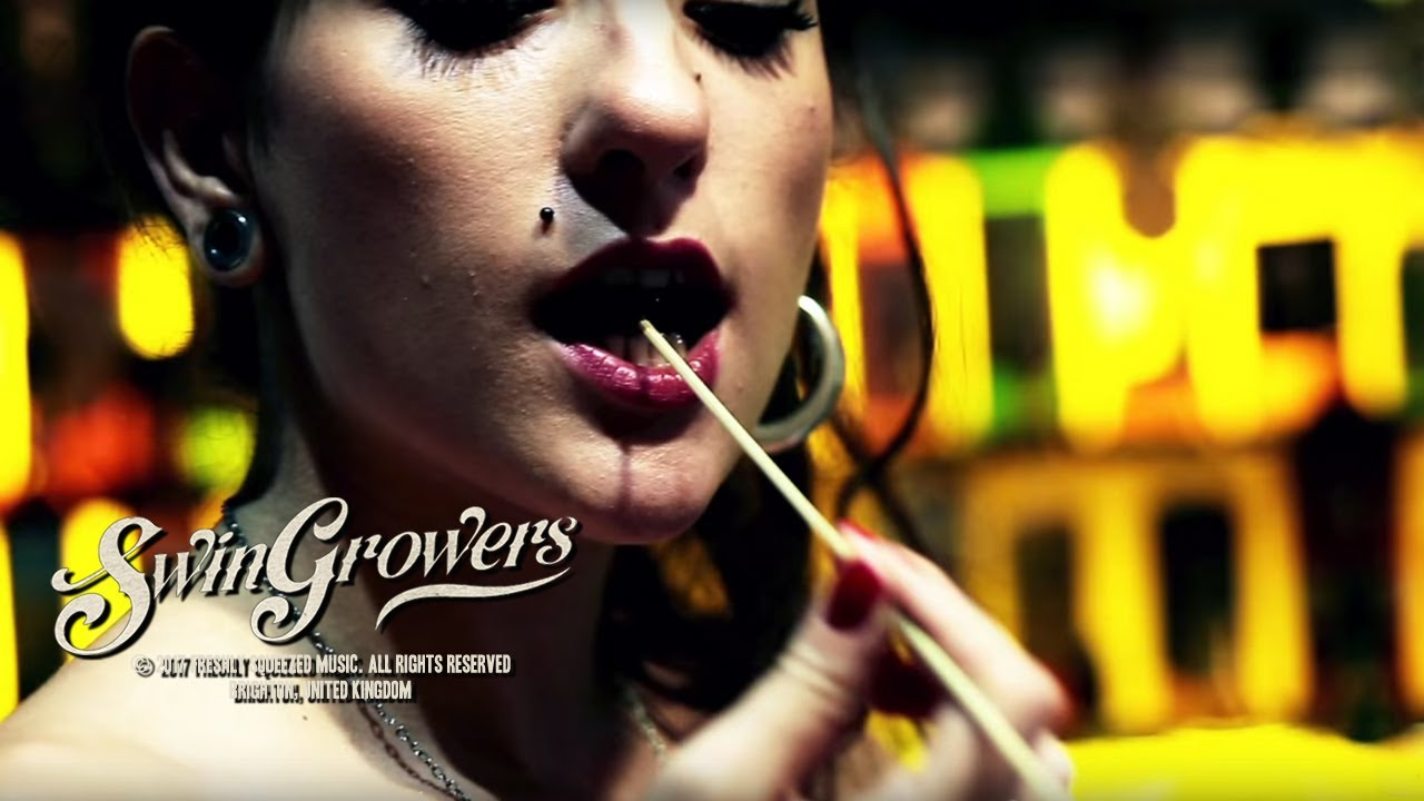Swingrowers   Pump Up The Jam   Electro Swing Version Ft. The Lost Fingers  ( Official Video ) 80u0027s