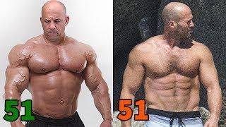 Vin Diesel vs Jason Statham Transformation ★ 2018 streaming