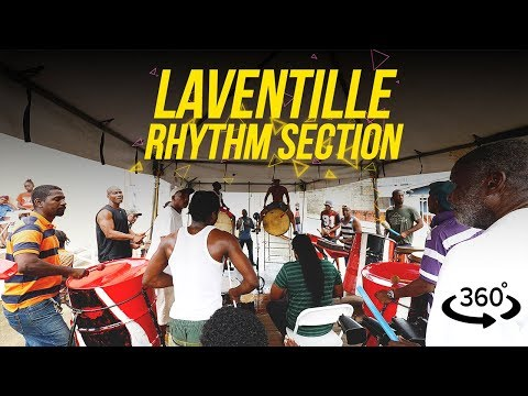 Feel the Power of the Laventille Rhythm Section in 360 Video