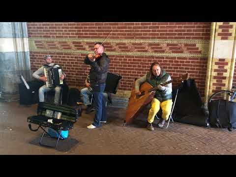 Classical music outside the Rijksmuseum - 2018