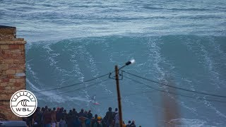 Lucas Chianca Gets an Early Bomb at Nazare thumbnail