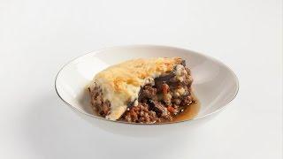 Мусака с бараниной. Знаменитая греческая запеканка из овощей и мяса